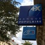 Banque Populaire - Enseigne 2