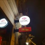 HSBC Enseigne