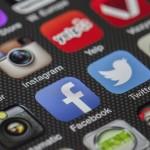 facebook twitter mobile réseaux sociaux