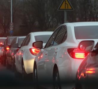 voiture automobile embouteillage