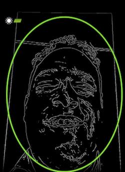 reconnaissance faciale depuis un téléphone mobile avec iProov
