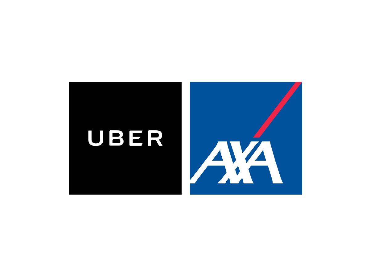 uber et axa signent un partenariat pour renforcer la protection des travailleurs ind pendants du. Black Bedroom Furniture Sets. Home Design Ideas